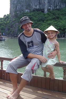 family adventure vietnam